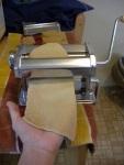 rolling pasta