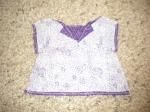 purple dress inprogress