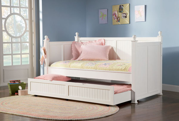 Trundle Beds Kids Wood High Chair Plans DIY PDF