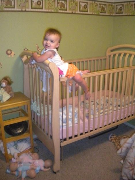 Alyssa @ (almost) 17 months