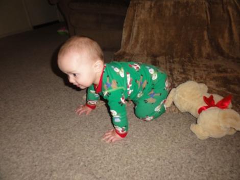 Wyatt nine months 006