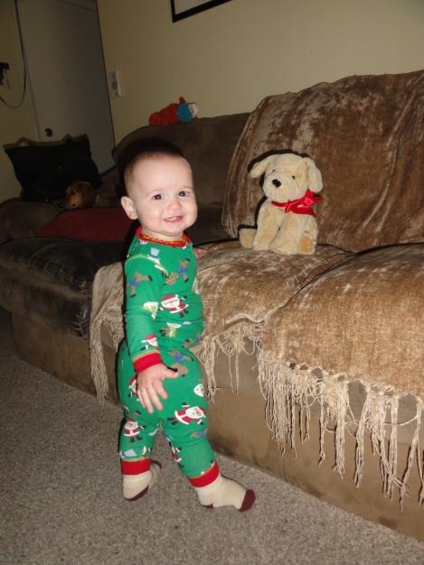 Wyatt nine months 021