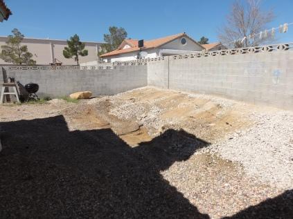 backyard project 002